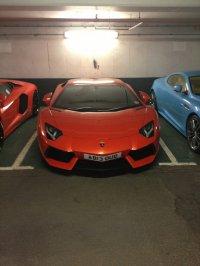 luxurious vehicle